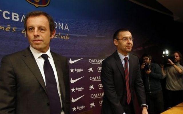 Caso Neymar, chiesti 2 anni di carcere per Bartomeu e 7 per Rosell #calcio #spagna #liga #barcellona