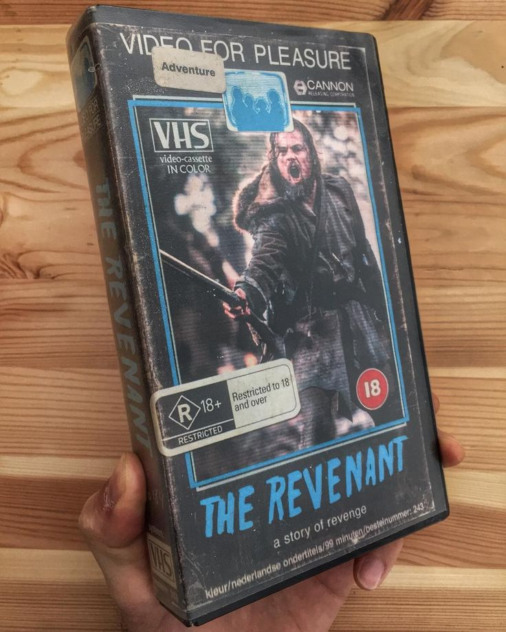 Juxtapoz Magazine - Artist Downcycles Current Movies Into Retro VHS Versions