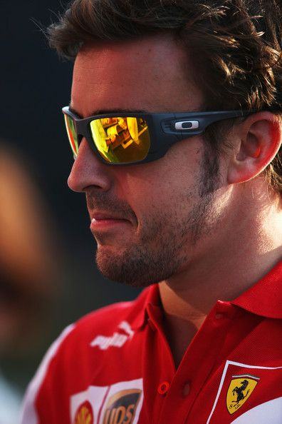 Fernando Alonso - F1 Grand Prix of Italy: Practice
