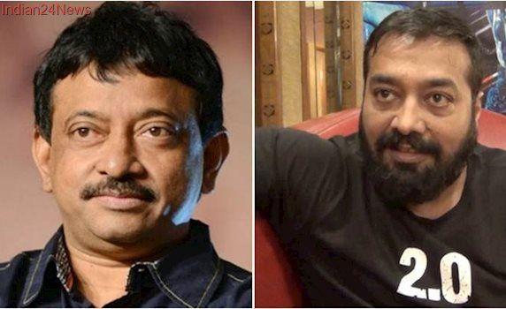 Ram Gopal Varma targets Anurag Kashyap and Phantom. Is he referring to molestation charges against Vikas Bahl?