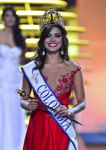 Miss Colombia Universe 2013 - Lucía Aldana Roldán