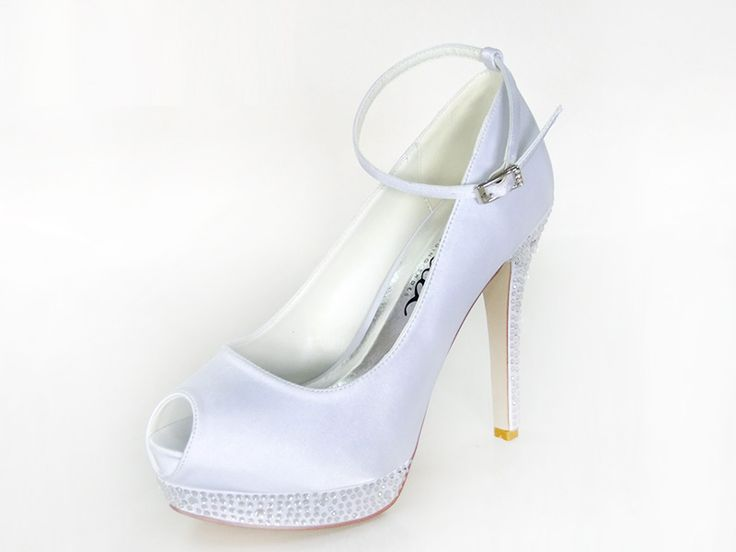 #AnellaWeddingShoes Antoinette Style. www.weddingshoes.co.za Available from September 2014 Can be dyed to any colour!