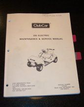 Electric golf cart repair instructions are specific to your golf cart make. If you are a new golf cart owner or have owned a golf cart for years, you could benefit from a golf cart repair manual specific to your golf cart make and model.