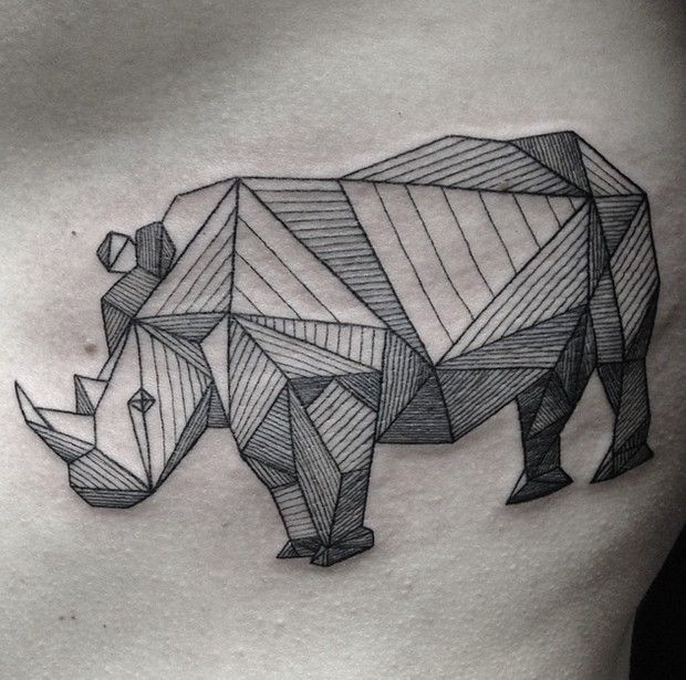 Sasha Masiuk #ink #tattoo #linework