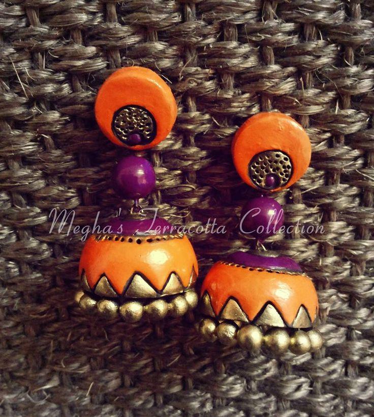 orange and violet