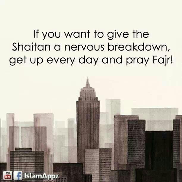 Fajar prayer