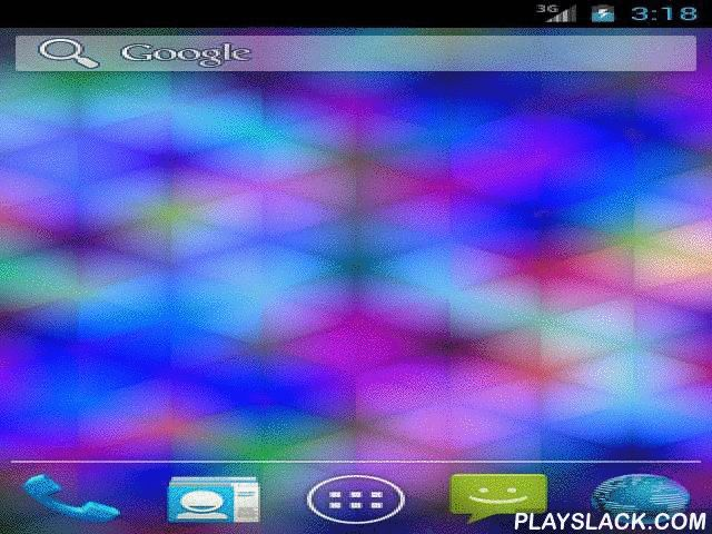 Hexagon Live Wallpaper  Android App - playslack.com , This free animated wallpaper is based on work of 'Justaway':https://www.shadertoy.com/view/Xd23WtIt displays hexagonal grid filled with colors that change over time.Transition between colors is smoothly animated.It is not a gif or slideshow.You can choose from eight color modes, customize speed and resolution of animation.Wallpaper is made in OpenGL and optimized for low power consumption.Features include:- OpenGL optimized…
