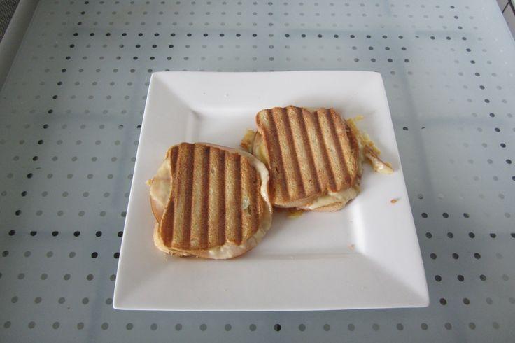 Tosti mosterd kipfilet | Gluten vrij koken | Pinterest
