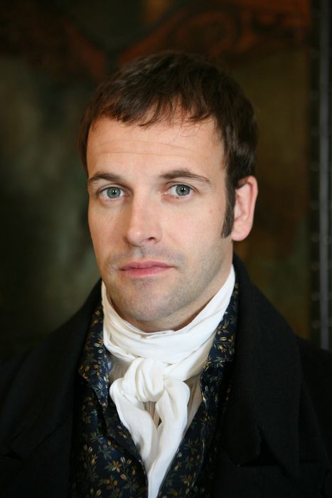 Jonny Lee Miller as Mr. Knightly - from Emma // I think he might be one of my top {two three four five...} favorite Austen hero's ever.