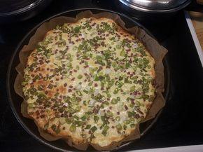 Low-Carb Flammkuchen vegetarisch, ein schönes Rezept aus der Kategorie Gemüse. Bewertungen: 68. Durchschnitt: Ø 4,4.