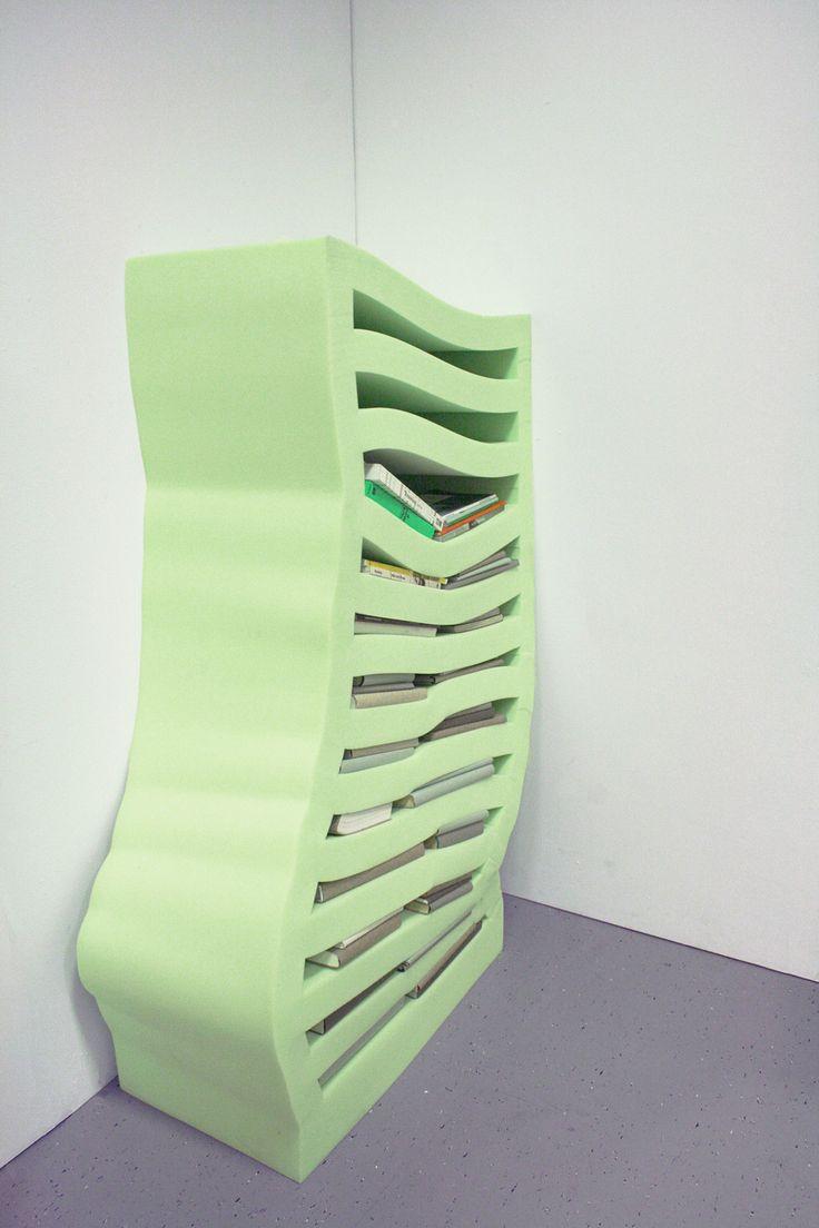 Dewi van de Klomp - Soft Cabinet - Green-