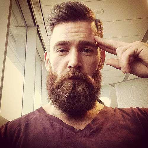 Como Fazer e Aparar a Barba Lenhador + Estilos + Modelos!