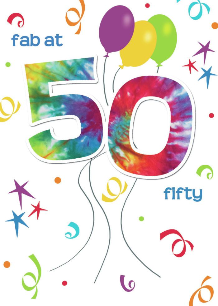 The 25 Best Happy 50th Birthday Wishes Ideas On Pinterest