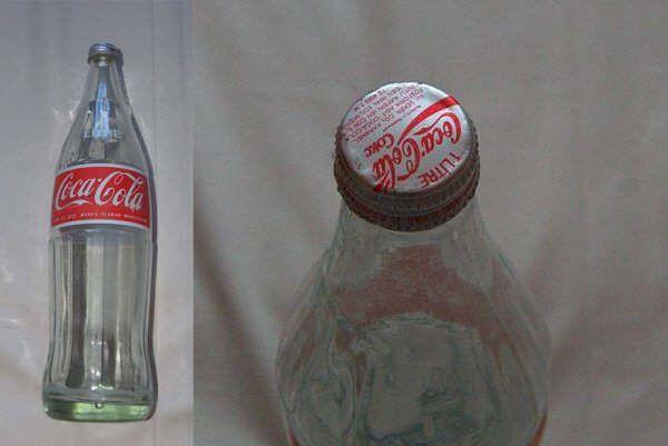 Coca Cola Litrelik Şişe