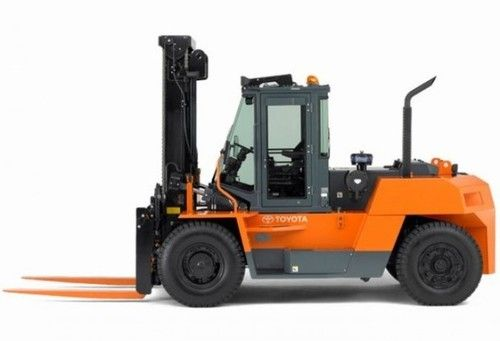 full system , Toyota 4FD100 4FD115 4FD120 Forklift Service