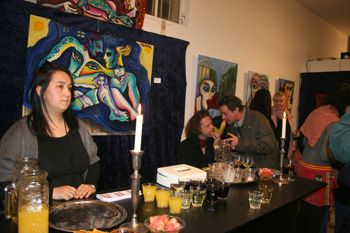 Welcome in Art Gallery on line of Gosia Stepien, Art News, Artist's Portrait, Camera Reporter Gosia Stepien ,Contemporary Art Promotion