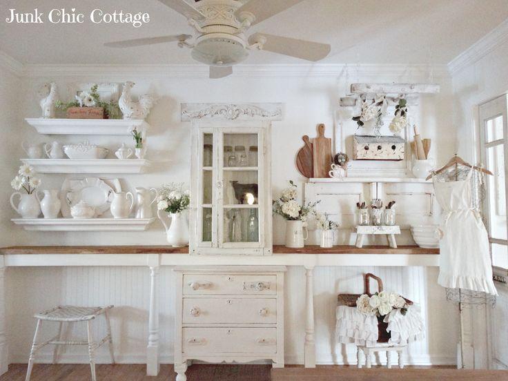 32 best Blog: Junk Chic Cottage images on Pinterest | Elegante ...