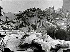 10 December 1988 ♦ Death toll rises in Armenian earthquake