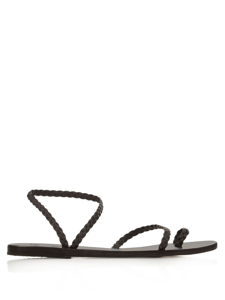 Eleftheria leather sandals | Ancient Greek Sandals | MATCHESFASHION.COM UK