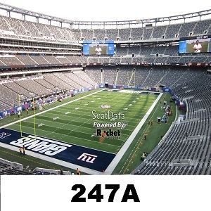 #tickets 2 Tickets NFL: New York Giants vs. Seattle Seahawks 10/22/17 MetLife w/parking please retweet