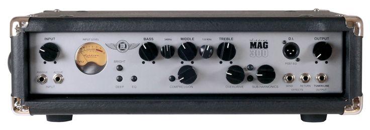 MAG 300H EVO III Head 307W bass amplifier head