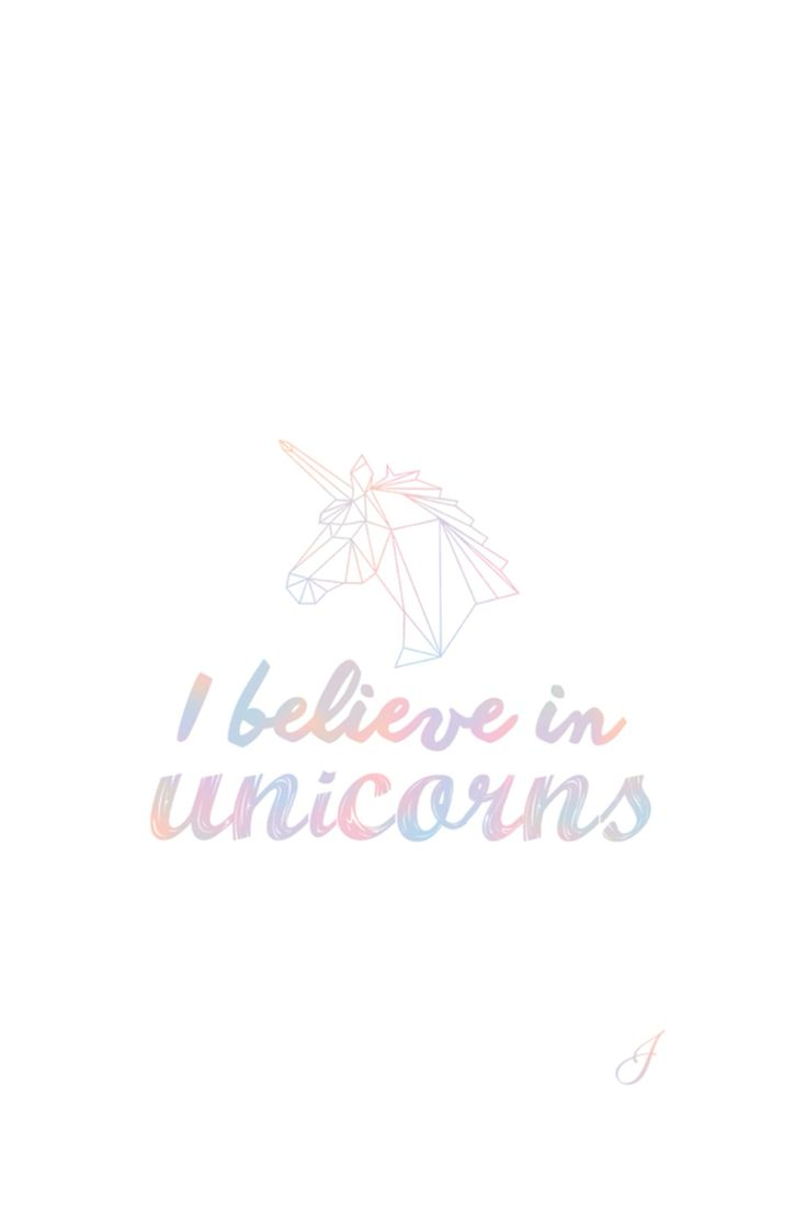 Unicorns iphone wallpaper