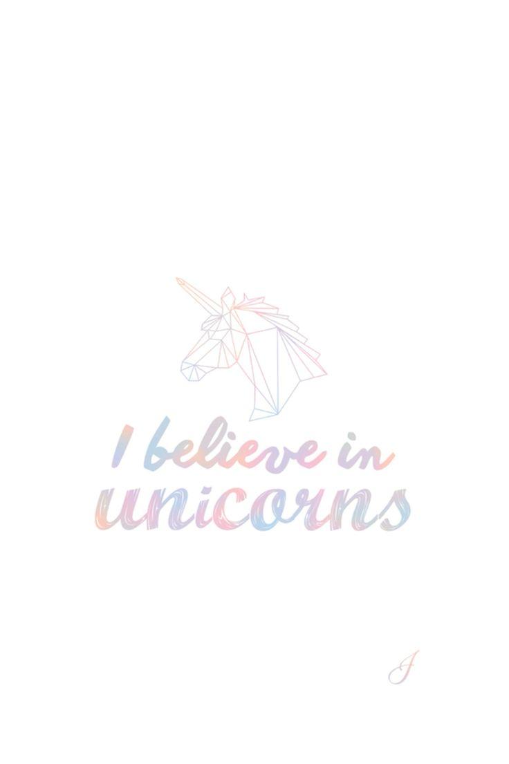 Unicorns iphone wallpaper