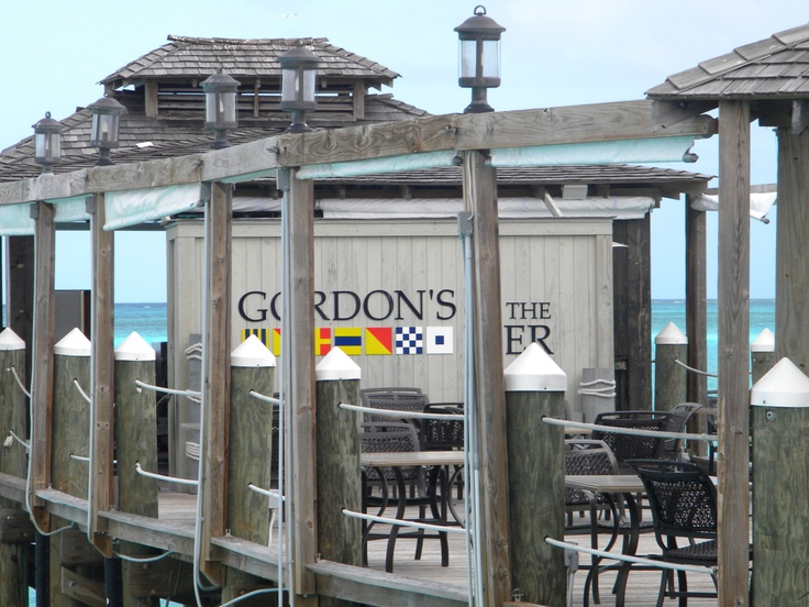 Gordons on the Pier Restaurant at Sandals Royal Bahamian Swim Up Lagoon Rooms...relax on your room patio and when your ready for a swim step right into your lagoon pool. Sandals Negril Beach Resort and Spa. #sandals #beach #resort #Nassau #Caribbean #pool #honeymoon #travel #Pier #sunbathing #relaxing #couples #restaurant #allinclusive