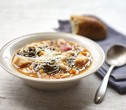Tuscan Vegetable Soup