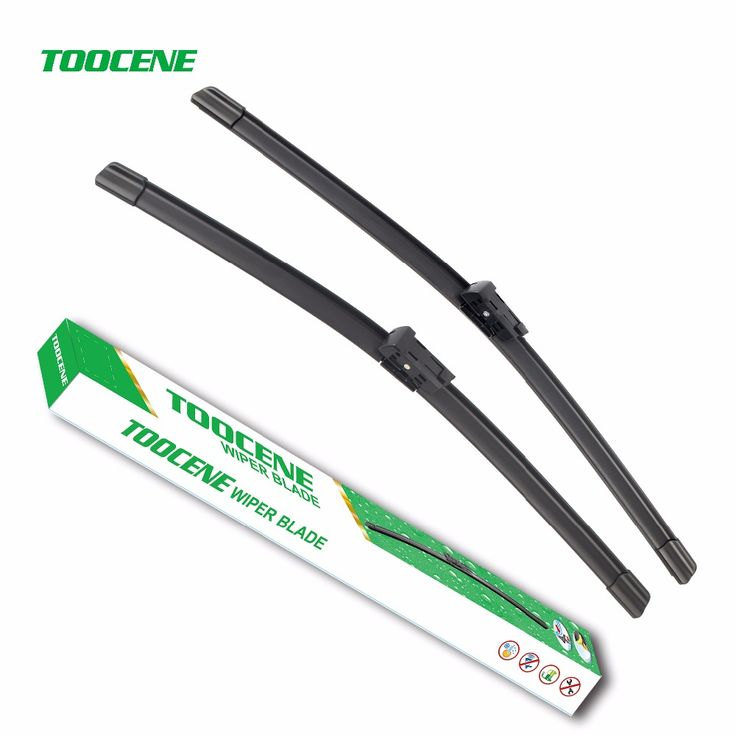 Toocene Wiper Blades For Volkswagen Passat Mk6 2012 2014 24 19 Windscreen Rubber Car Accessories Affiliate Wiper Blades Windscreen Wipers Vw Passat