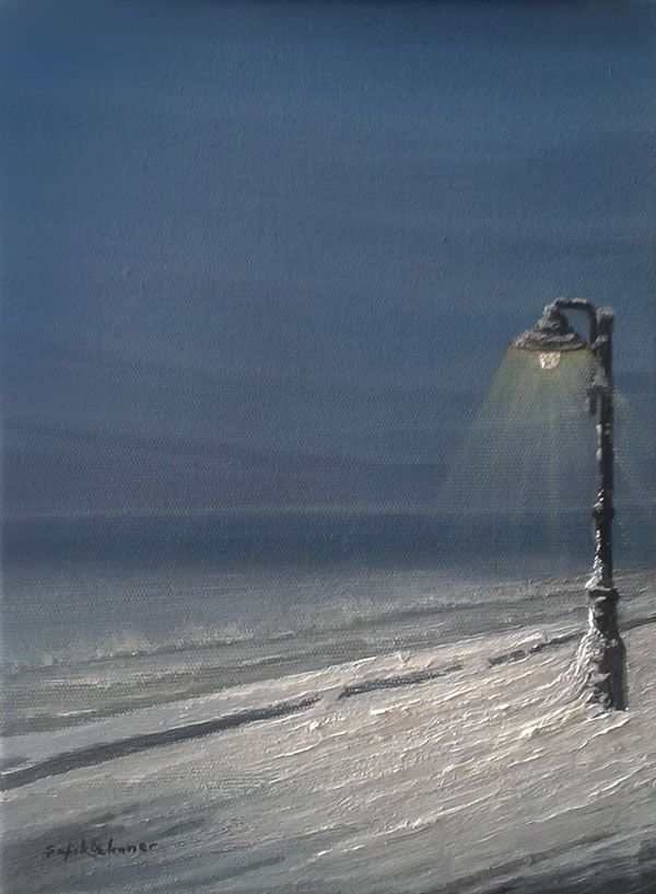 Düşen Kar 08 | Falling Snow 08 on Behance