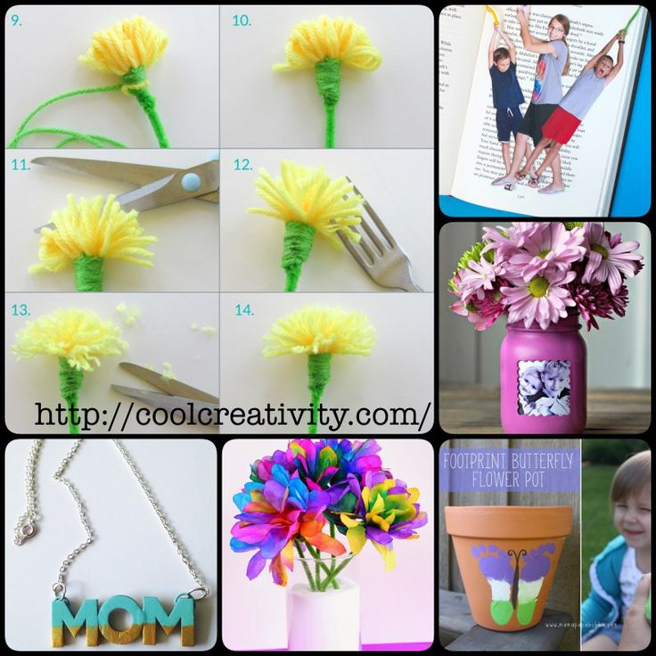 Mother's Day is quickly approaching. Are you looking for some Mother's Day Craft Project Ideas that the kids can make for Mother's Day? Here is a list.