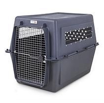 Aspen Pet Traditional Pet Porter, Dark Gray (