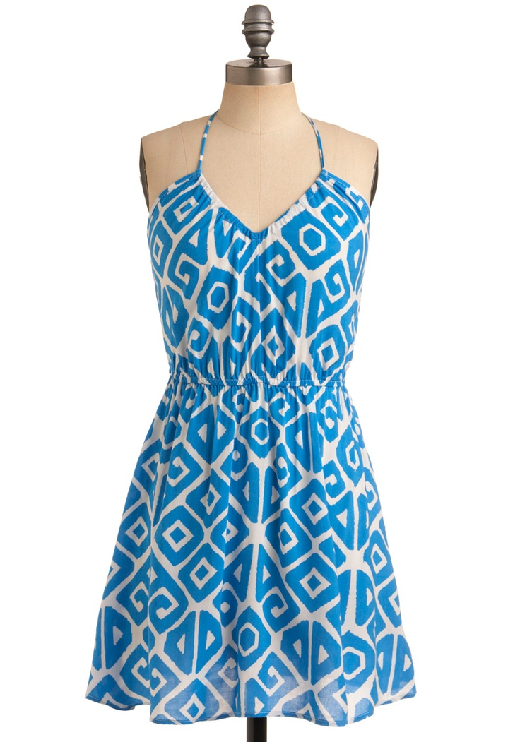 Cute for summer beach outings! via modcloth... sadly it is sold out :(