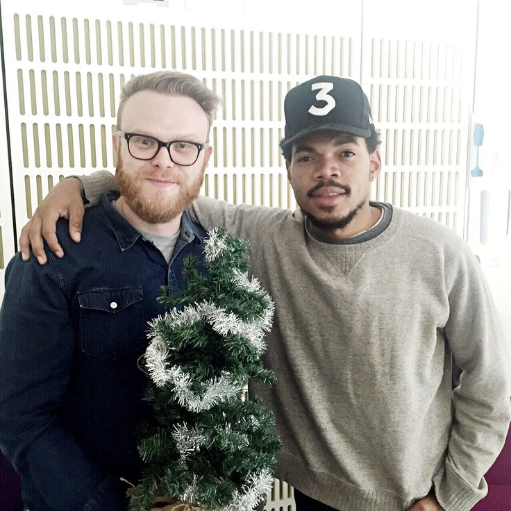 Chance The Rapper talks to BBC Radio 1's Huw Stephens. Listen here http://the-rhapsody.com/chance-the-rapper-huw-stephens-interview/ @therhapsody