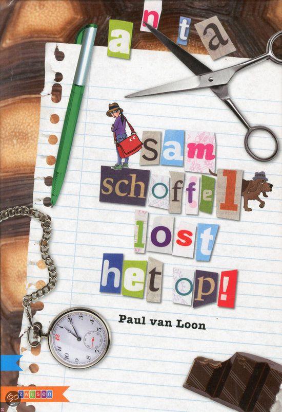 Paul van Loon - Sam Schoffel lost het op || Hoi daar ben ik, Sam Schoffel is de naam, Samantha Schoffel, maar iedereen noemt mij Sam. Ik vind dingen terug, ik vang boeven, want ik ben een meesterspeurder ... Houd je ook van speuren? In dit boek lees je over de verdwenen schildpad van Floor. Daarna kun je me helpen bij het oplossen van een nieuwe zaak. || volgens mijn oude buurmeisje een erg leuk boek || www.bol.com/nl/p/sam-schoffel-lost-het-op/1001004011528746/