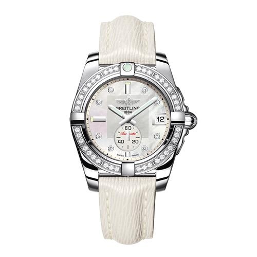 BREITLING LADIES GALACTIC 36 AUTOMATIC WATCH £6830