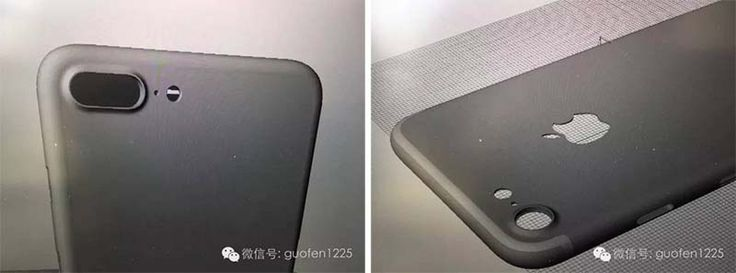 The latest renders of the iPhone 7 show a relocated antenna, larger camera and no headphone jack looks like Apple is definitely working improving their iPhones and the rumors were correct!