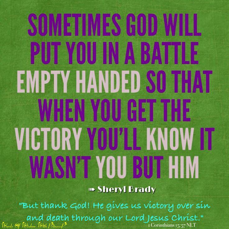 Words of Wisdom #Faith | Words of Wisdom & Inspiration | Pinterest
