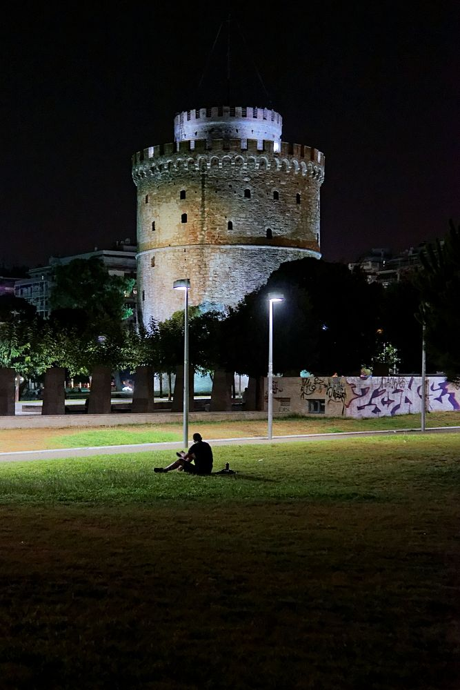 Thessaloniki (White Tower), Macedonia, Greece