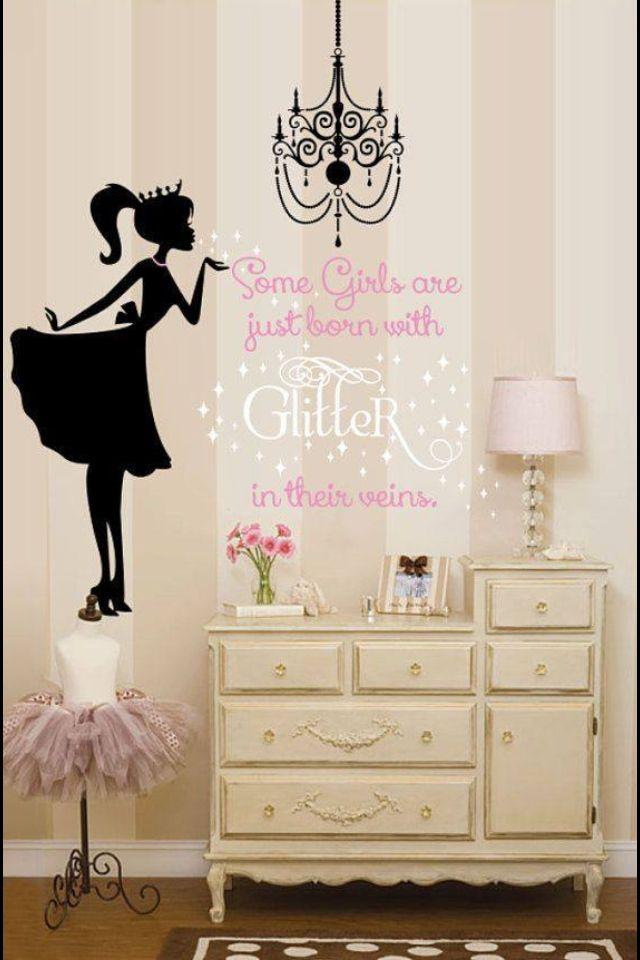 Chambre de petite fille <3