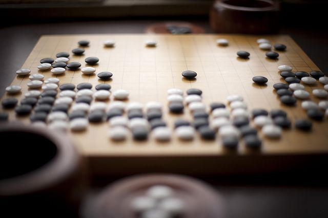 Compass(x) Strategy Learning to Play Go and Other Tales » Compass ...