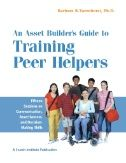 Training students to become good peer helpers.