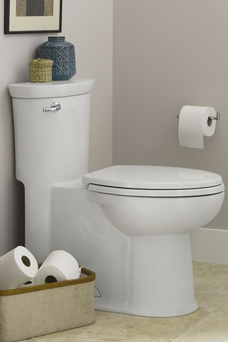 Tropic FloWise Right Height Elongated One-Piece gpf Toilet