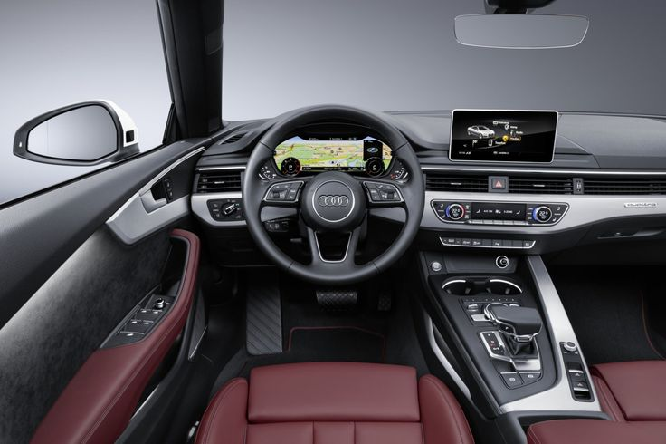 2017 New Audi A5 Cabriolet