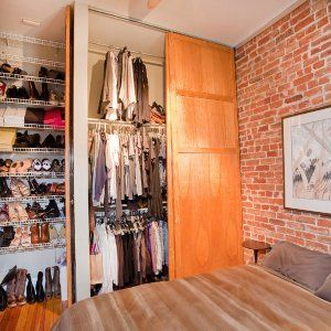 Regularly cleaning out your closets will keep you organized and ultimately save time.  (Photo by Jessica Anderson)