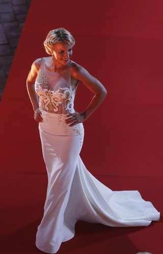 Lucila Vit Gala Viña 2015