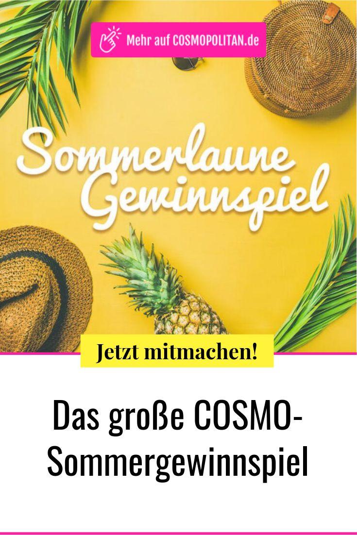 Cosmo Gewinnspiel