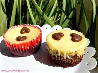 Mini Brownie Cheesecake