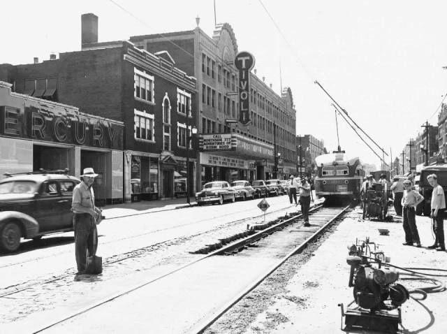 Delmar Loop 1948 St Louis Pinterest